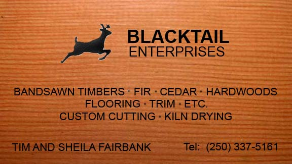 Blacktail logo