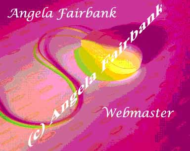 Angela Fairbank, Webmaster